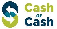 CASH OR CASH Logo